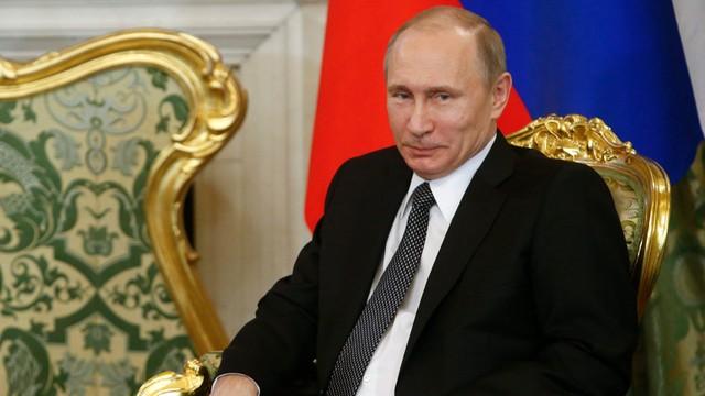 Putin: zmiany w konstytucji Ukrainy są czysto deklaratywne