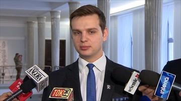 """Kukiz'15 ocenia 100 dni rządu na """"2 na szynach"""""""