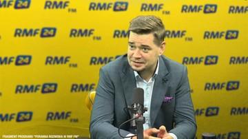 Królikowski: przygotowałem swoją żonę i dzieci na to, że mogę być zatrzymany