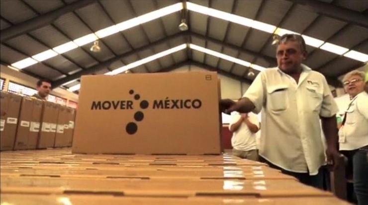 Rząd Meksyku rozdaje 10 mln telewizorów i... jest za to krytykowany