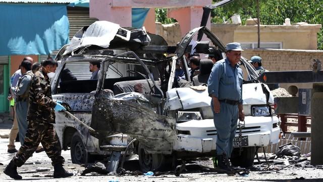 Niespodziewany spadek aktywności talibów w Afganistanie