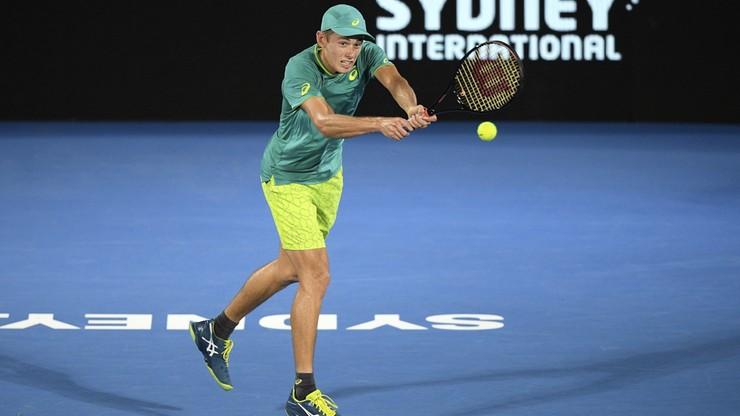 ATP w Sydney: Finał bez rozstawionych zawodników