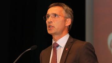 Szef NATO wzywa USA i UE do utrzymania sankcji gospodarczych wobec Rosji