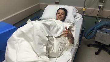 2015-11-25 Jędrzejczyk przeszła operację