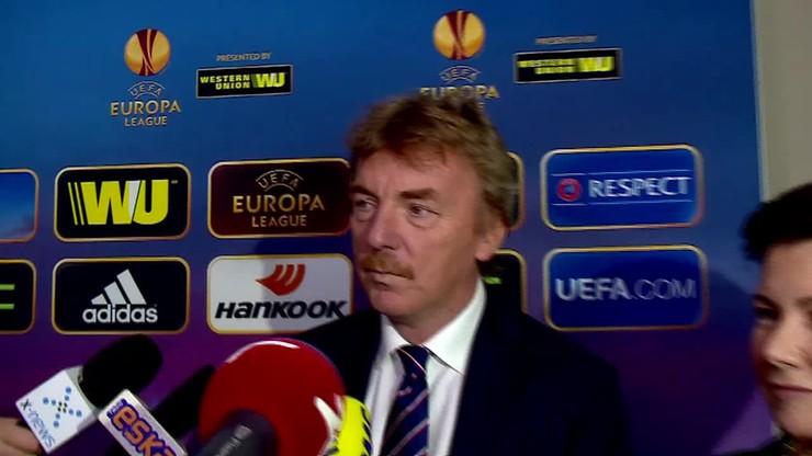 Boniek: Finał LE? A mówią, że nie liczymy się w UEFA