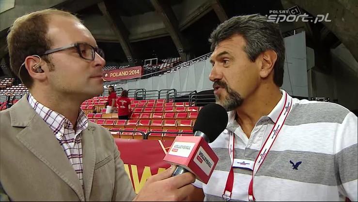 Hugo Conte: Ten turniej to nagroda dla Polski. Za promowanie siatkówki