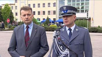 400 dodatkowych policjantów we Wrocławiu. Po eksplozji na przystanku