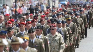 29-05-2016 14:55 Weterani misji zagranicznych świętowali w Warszawie