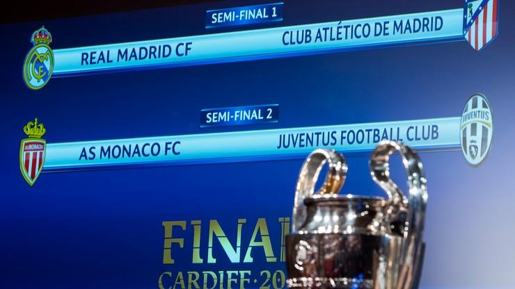 Derby Madrytu w półfinale Ligi Mistrzów! Glik zagra z Juventusem!