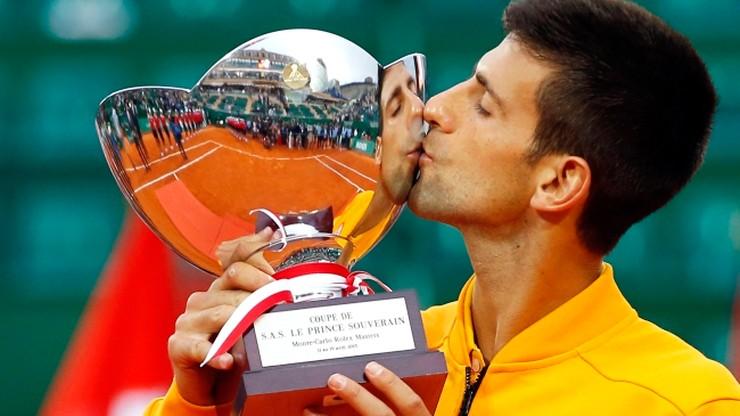 Djokovic zdobył Monte Carlo po raz drugi