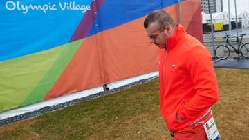 12-08-2016 16:03 Adrian Zieliński też na dopingu. To dla niego koniec igrzysk