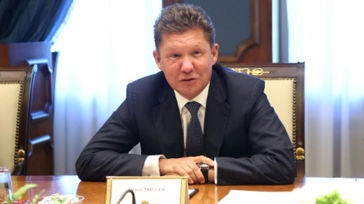 """Aleksiej Miller będzie kierował Gazpromem kolejne pięć lat. """"Nowa kadencja będzie trudniejsza od poprzedniej"""""""