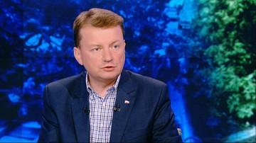 """16-08-2017 22:59 """"Obecność polityków na miejscu nie pomaga w działaniach"""". Błaszczak odpowiada na zarzuty opozycji"""