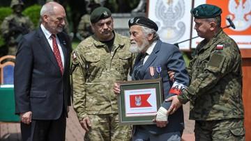 28-06-2017 15:18 Szef MON: dowództwo WOT przejęło tradycje Komendy Głównej AK