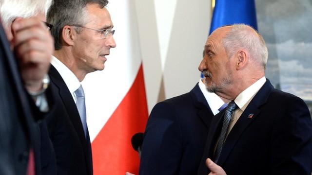 Stoltenberg: Nie chcemy nowej zimnej wojny