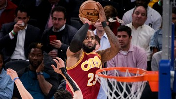 2016-12-22 NBA: 21. wygrana mistrzów z Cleveland
