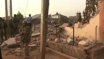 27-12-2015 07:25 Kilkanaście ofiar ataku dżihadystów w Nigerii