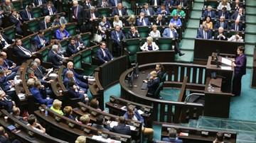 Sejm odrzucił wniosek PO o odwołanie szefa MSWiA