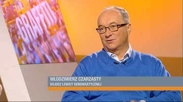2016-10-21 Czarzasty: Kaczyński zmusi do rodzenia, a Kościół zarobi na chrztach i pogrzebach