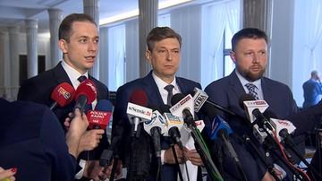 """25-04-2017 12:25 """"Być może to największa afera III RP"""". PO chce komisji śledczej ws. Caracali i Berczyńskiego"""