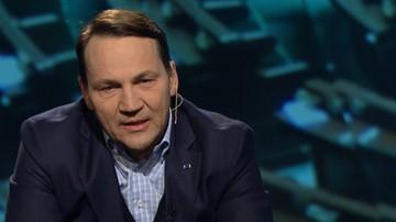 25-05-2017 10:21 Sikorski został przesłuchany ws. sekcji zwłok ofiar katastrofy smoleńskiej