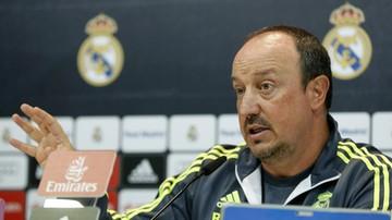 2015-10-17 Benitez widzi Raula w roli trenera