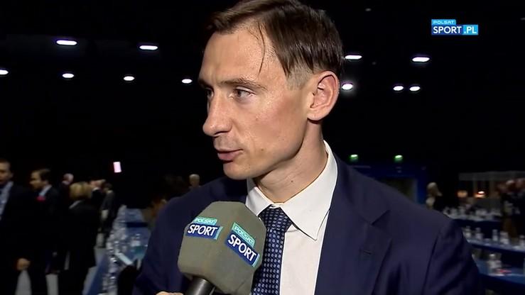 Sawicki o wyborze Bońka: Mniejsze federacje chciały mieć takiego lidera