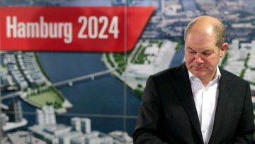 30-11-2015 08:16 Hamburg nie chce igrzysk olimpijskich. W tle uchodźcy i afery dopingowe