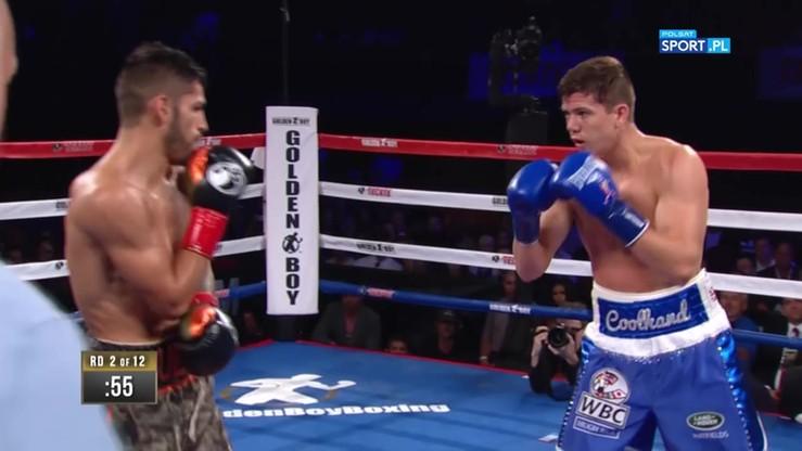 Jorge Linares vs Luke Campbell. Skrót walki