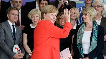21-07-2017 12:46 Niemcy: zdecydowana przewaga CDU nad SPD w sondażach