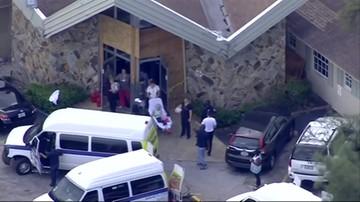Osiem osób zmarło w domu opieki na Florydzie