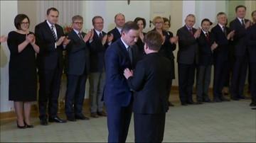 Prezydent desygnował Beatę Szydło na premiera