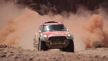 2017-01-13 Rajd Dakar: Petehansel o krok od zwycięstwa, Przygoński siódmy po 11 etapach