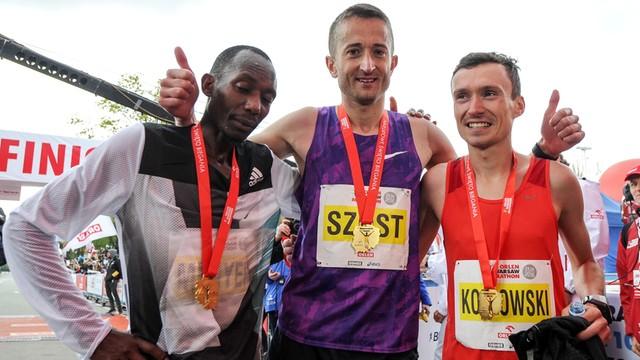 Polacy triumfują w Orlen Warsaw Marathon