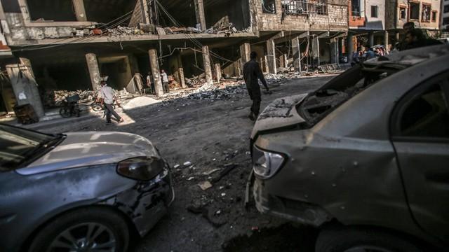 Syria: zamach bombowy przy granicy w Turcją. 31 osób zbitych