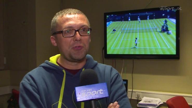 Tomasz Lorek podsumowuje pierwszy dzień Wimbledonu