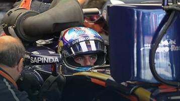 2016-05-05 Verstappen zastąpił Kvyata w teamie Red Bull