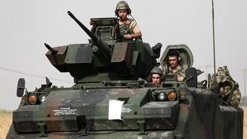 26-08-2016 12:30 Tureckie wojsko w Syrii. AFP: wysłano kolejne czołgi