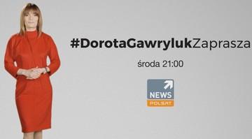 24-03-2017 21:29 #DorotaGawrylukZaprasza – w Polsat News od 29 marca