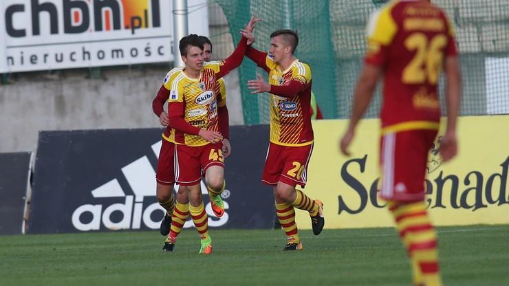 Nice 1 Liga: Odra Opole - Chojniczanka Chojnice. Transmisja w Polsacie Sport
