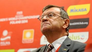 2015-10-17 Serb nowym szefem europejskiej konfederacji siatkówki