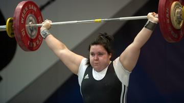 2017-04-08 ME w ciężarach: Kaszirina najlepsza w kat. +90 kg, Polki tuż za podium
