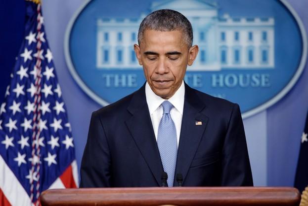 Obama przeprasza za drony