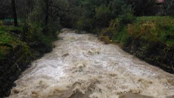 2016-10-04 Skutki ulewy w Żabnicy w Śląskiem