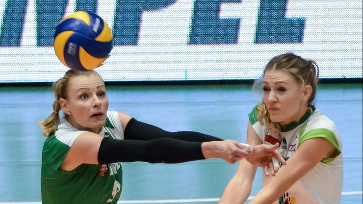 Siatkarki Impela debiutują w Lidze Mistrzyń
