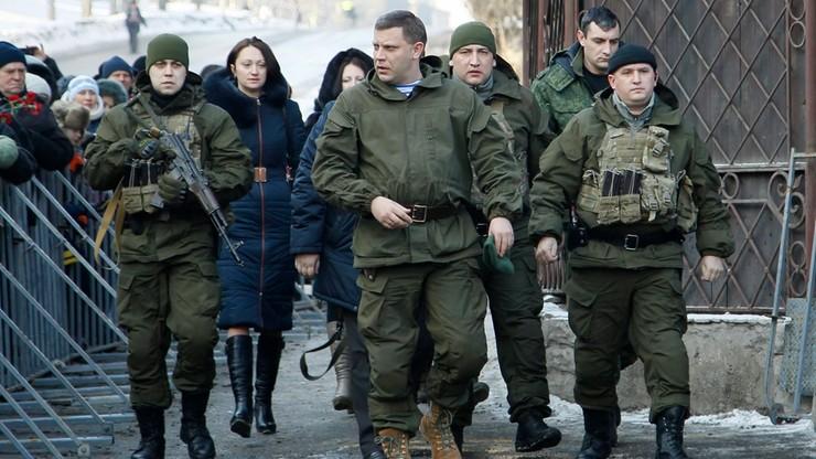 Ukraina: sześciu rosyjskich żołnierzy z wyrokami za walki w Donbasie