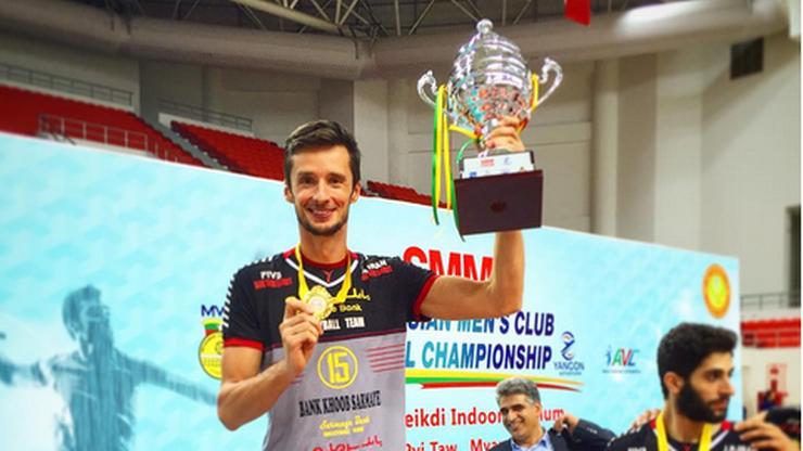 Żygadło i jego koledzy wygrali Klubowe Mistrzostwa Azji