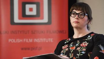 """09-10-2017 16:20 Rada programowa PISF nie zgodziła się na odwołanie Magdaleny Sroki. """"Resort podtrzymuje chęć odwołania dyrektor"""""""