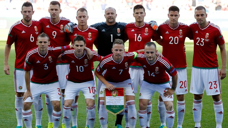 Węgry - Belgia: Znamy składy obu drużyn!