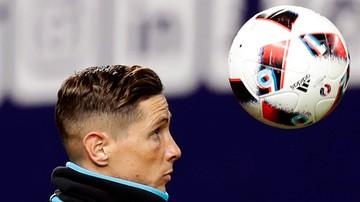 2017-03-02 Dramatyczny upadek Torresa, piłkarz Atletico stracił przytomność